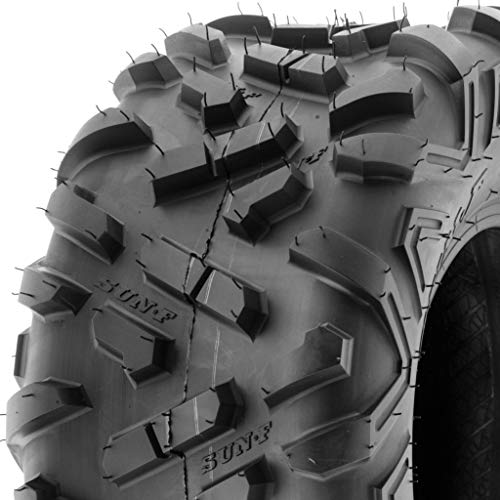 SunF 18x9.5-8 Replacement Tubeless 6 PR ATV UTV Tires A051 POWER II [Single]