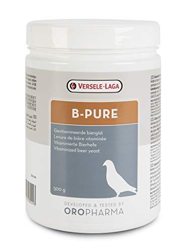 Versele Laga Oropharma B-Pure - Lievito vitaminizzato per uccelli (500g) (Multicolore)