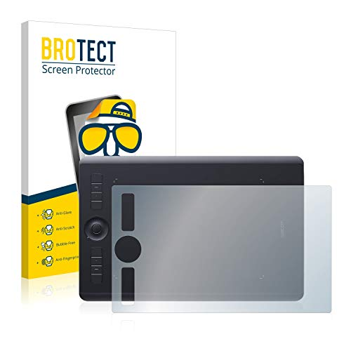 brotect Pellicola Protettiva Opaca Compatibile con Wacom Intuos PRO M (2017) Pellicola Protettiva Anti-Riflesso
