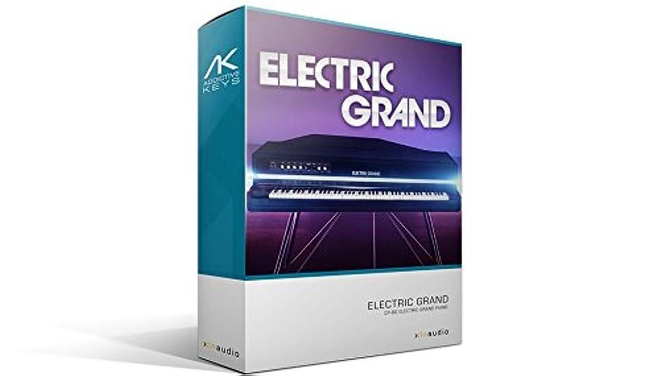 アナウンサーピン講堂ピアノ音源◆XLN Audio Addictive Keys Electric Grand◆並行輸入品ノンパッケージ/ダウンロード形式