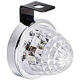 ジェットイノウエ(JET INOUE) LED3 ミニサイドマーカーランプNEO DC12V専用 点灯・点滅 側方灯 LEDマーカー クリアー/ホワイト 532704