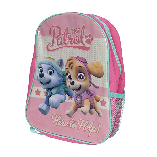 Paw Patrol Skye Everest Junior Children's School Backpack Children's Backpack, 31 cm, 12 liters,Pink