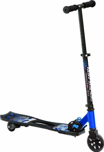 Mondo - 18209 - Vélo et Véhicule pour Enfant - Patinette - Pro Wheels Air Surfer The Amazing Spiderman