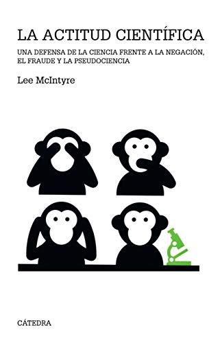La actitud científica (Teorema. Serie mayor) (Spanish Edition)