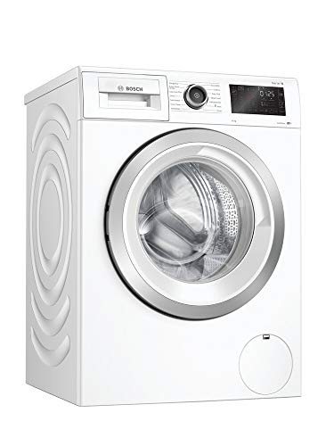 Bosch WAL28RH1GB Serie 6 Freestanding Washing Machine with AllergyPlus and Home Connect, 10kg load, 1400rpm spin, White