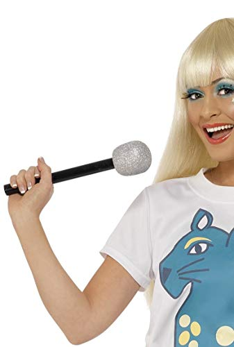 Smyffy's microphone (accesorio de disfraz) , color/modelo surtido