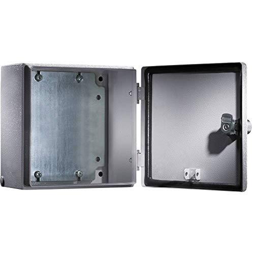 RITTAL Elektro Box EB Wandmodell pulverbeschichtet an der Aussenseite RAL 7035 300x400x120mm