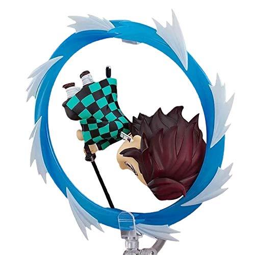 chora Kamado Tanjirou Anime Figura De Acción Modelo Estatua 10 Cm Escultura De PVC Versión Q Lindo Personaje De Juguete Muñeca Mejor Regalo Coleccionable Para Fans usual