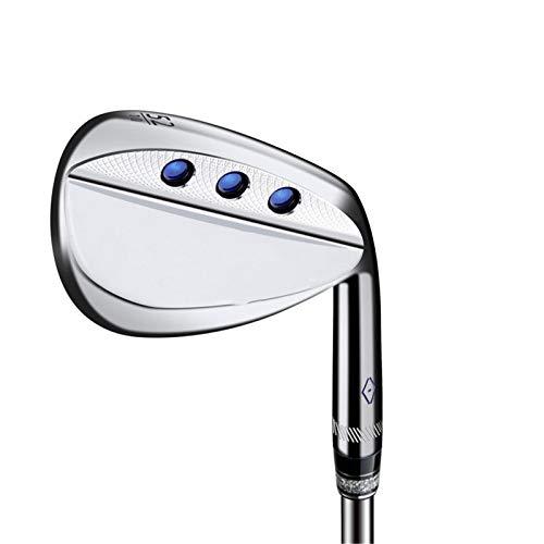 ReedG Chippers de Golf Club de Golf Pitching Wedge Derecho Derecho Cruz Original Clastas de Golf para Principiantes (Color : Silver, Size : One Size)