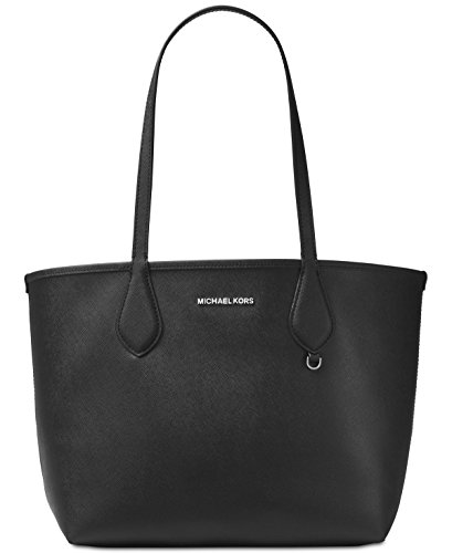 The reversible aspect allows you to match this bag to your style mood for a fashion-forward way to stay organized and prepared during your day Bag reverses easily by turning inside out and flipping the inside bottom panel. When reversed, seams turn i...