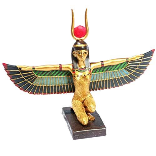 lotusandlime Figur Isis mit Flügeln