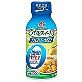 味の素 パルスイート カロリーゼロ (液体タイプ)200gボトル 1セット(3個)