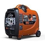 TMG Industrial 2300-Watt Inverter Generator – Gas Powered – Ultra Quiet Operation