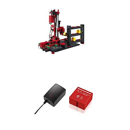 fischertechnik TXT Automation Robots + Accu Set (erforderlich)