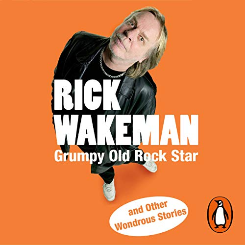 Grumpy Old Rockstar and Other Wonderous Stories cover art