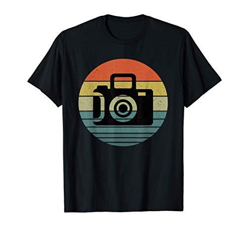 Cámara Digital De Regalo De Fotografía Divertida Tomando Camiseta