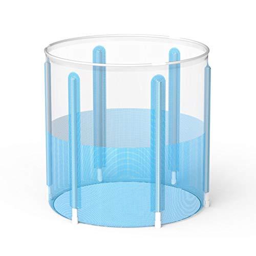 Coil-C - Bañera plegable portátil para recién nacidos, baño de spa respetuoso con el medio ambiente con espuma térmica, para mantener la temperatura