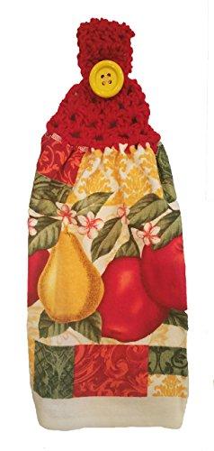 Top 10 Best Selling List for crochet kitchen towels pattern