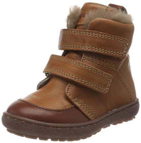 Bisgaard Unisex-Kinder Storm first-step boot, brandy, 30