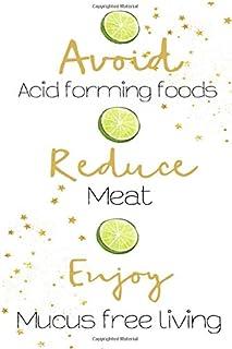Avoid Acid Forming Foods Reduce Meat Enjoy Mucas Free Living
