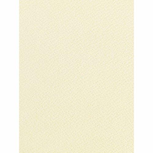 50x A4hojas marfil martillado textura de papel 120g/m² apto para impresoras de inyección de tinta y láser impresoras