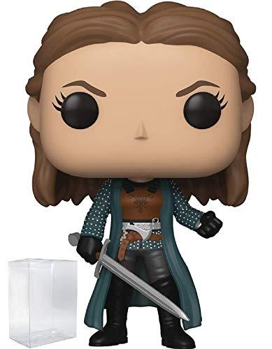 Funko Pop! Game of Thrones: Yara Greyjoy - Figura de vinilo (incluye funda protectora para caja de pop)