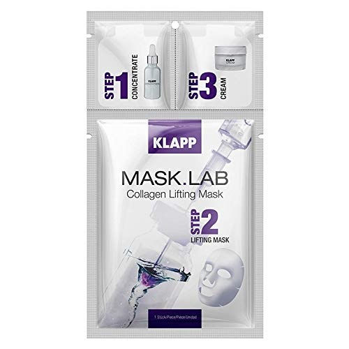 Klapp MASK.LAB Collagen Lifting Mask