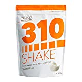 Vanilla Plant Protein Powder and Meal Replacement Shake | 310 Shakes are Gluten and Dairy Free, Soy Protein and 0g of Sugar | Keto and Paleo Friendly | Includes Recipe eBook | 28 Servings