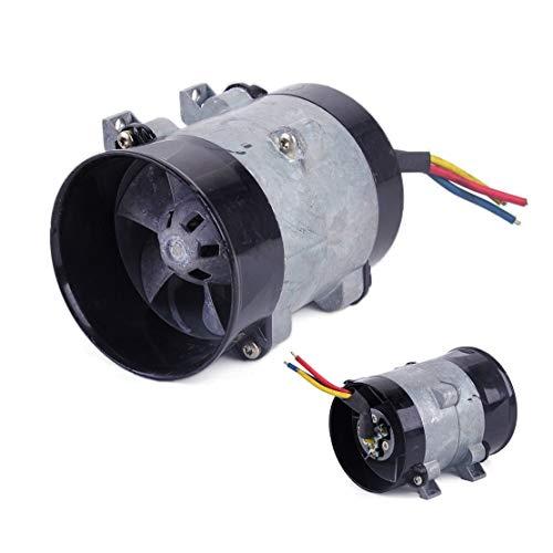 FANGPING Fang-Ping Turbina Coche automático de Alta Velocidad Energía Eléctrica Cargador de Turbo Boost Tan la Toma de Aire del Ventilador Accesorios