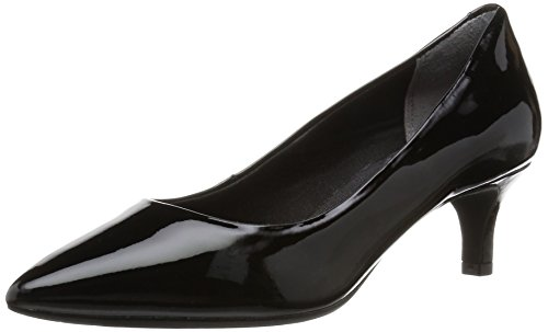 Rockport Damen Kalila Pump Pumps, Schwarz (Black Pate), 40 EU