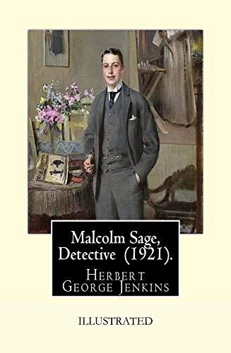 Malcolm Sage, Detective Illustrated (English Edition)