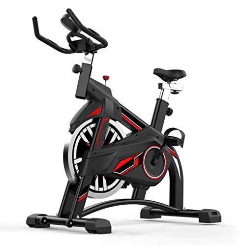 Ergometer Fahrrad Heimtrainer Mit Herzfrequenzmessern, LCD-Displays, Pulssensoren Und Leisen Spinning-Bikes Für Den Heim- / Fitnessbereich