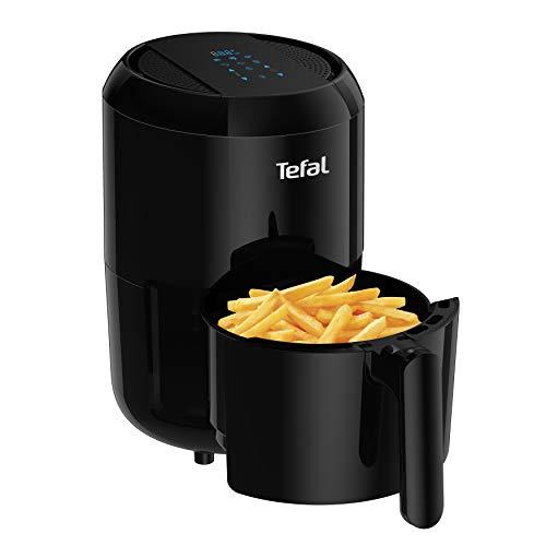 Tefal EY3018 Easy Fry Compact Digital Heißluftfritteuse (1400 Watt, Fassungsvermögen: 1,6 Liter, 6 automatische Programme, Thermostat) schwarz - 6