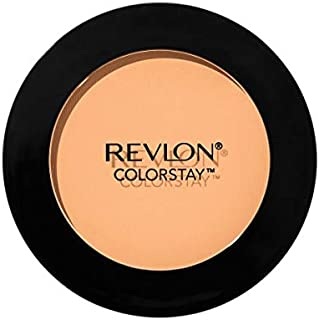Revlon Colorstay Pressed Powder, Natural Tan, 0.3 oz