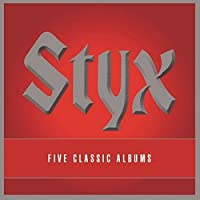 5 Classic Albums by STYX