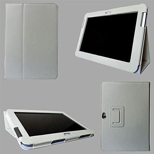 Funda de piel para Samsung P5100 (20% de la máquina), color azul marino