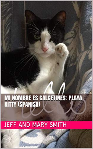 Mi nombre es calcetines: PLAYA KITTY          (Spanish) (Socks and Friends nº 2) (Spanish Edition)