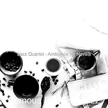 Jazz Quartet - Ambiance for Novels