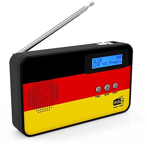 sky vision DAB Radio 100 - kleines...