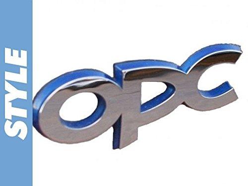 Original Opel OPC Schriftzug Logo selbstklebend 5177438 Emblem
