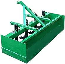 3pt Box Blade Plans DIY Garden Box Scraper Tractor Attachment Build Your Own