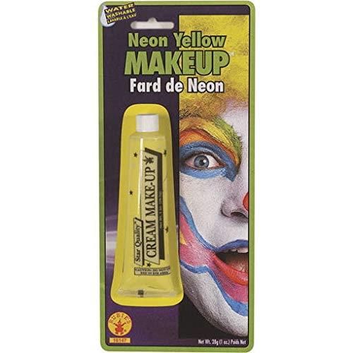 jaune néon Make Up