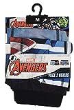 Marvel Avengers Hombre Set 2 Calzoncillos