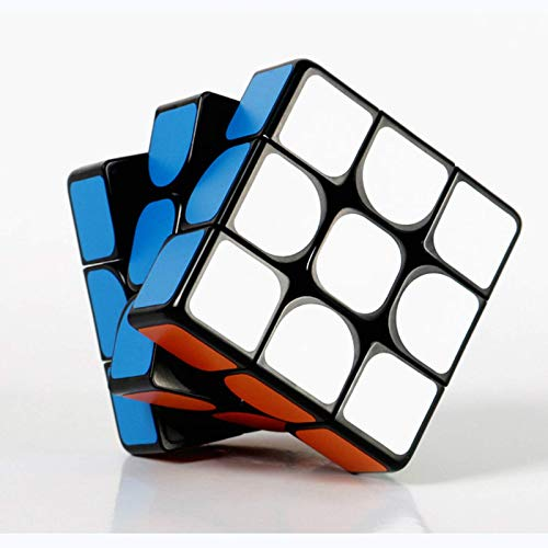 XJZKA Cubo de Fuerza magnético Cubo de Rubik M3 Aprendizaje con Rompecabezas...