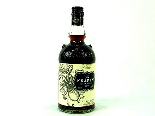 Kraken Black Spiced Rum 40% 0,7L
