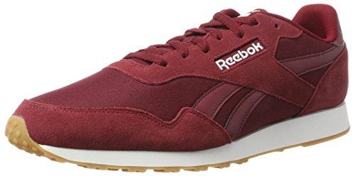 Reebok Herren Royal Ultra Sneaker, Rot (Collegiate Burgundy/White/Gum), 41 EU