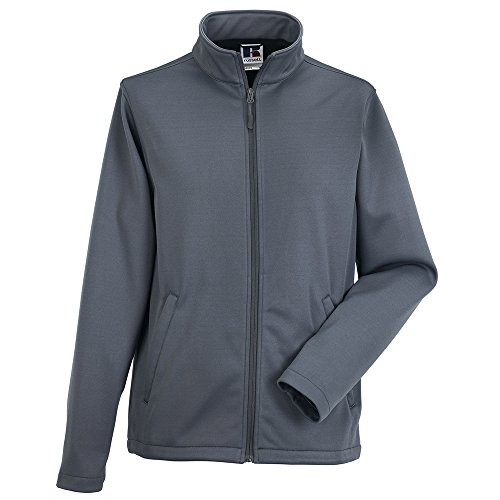 Russell Collection Herren Jacke , L,  - Convoy Grey