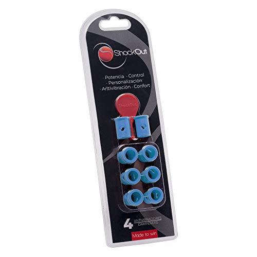 ShockOut Antivibrador Padel (Azul)