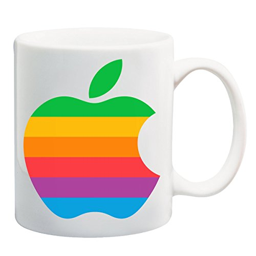 Le mug Apple rétro
