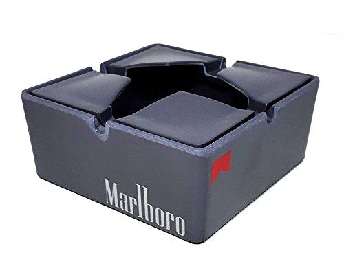 Marlboro Aschenbecher aus Metall und Acryl